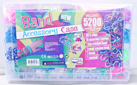 5200 LOOM BAND ACCESSORY CASE