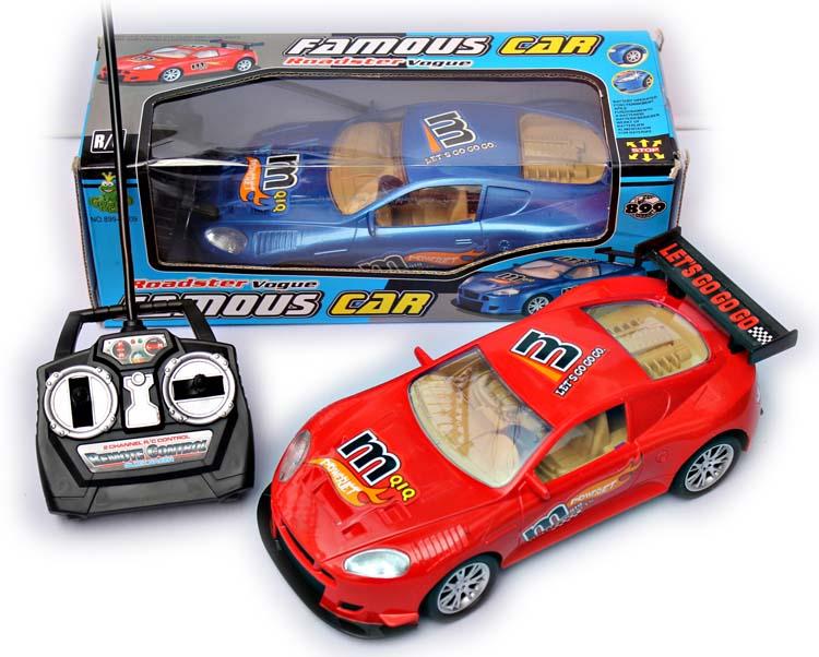 RC FAMOUS CAR KECIL