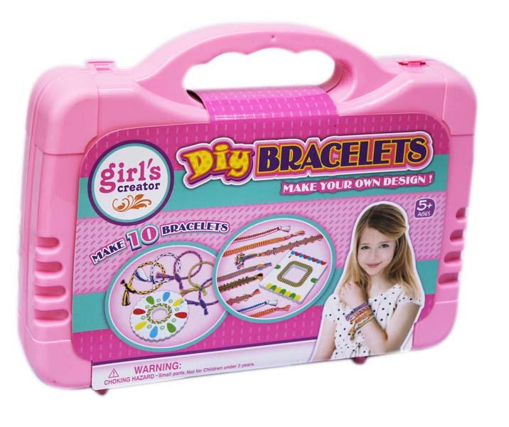 DIY BACELETS