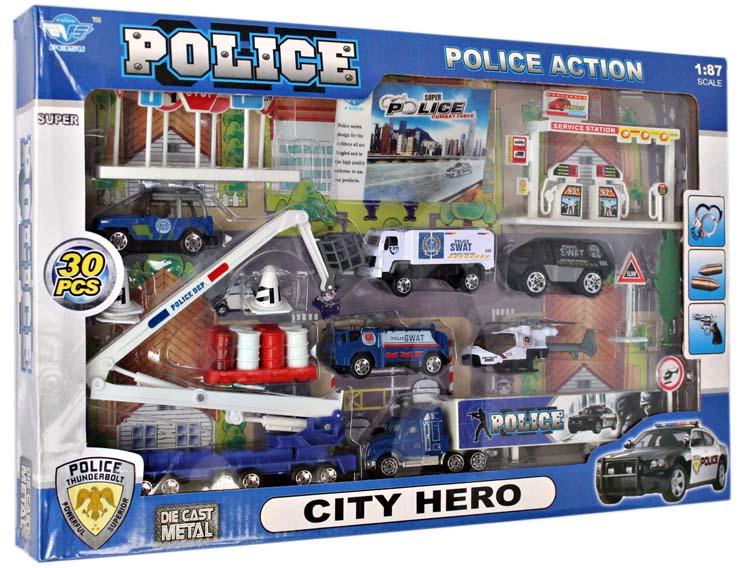 POLICE ACTION CITY HERO