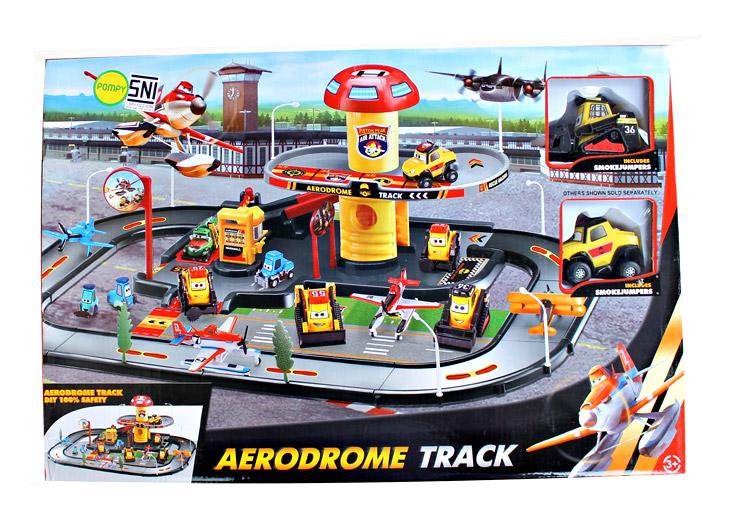 AERODROME TRACK