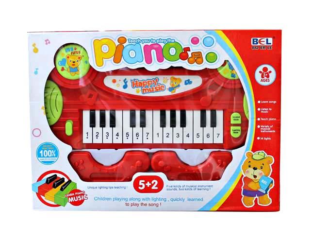 PIANO HAPPY MUSIC