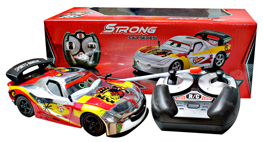 RC STRONG CAR SERIES