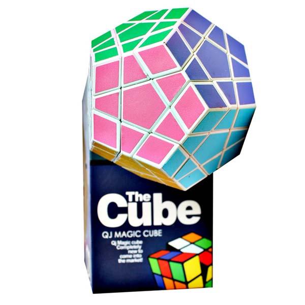 RUBIK MAGIC CUBE QJ 8007