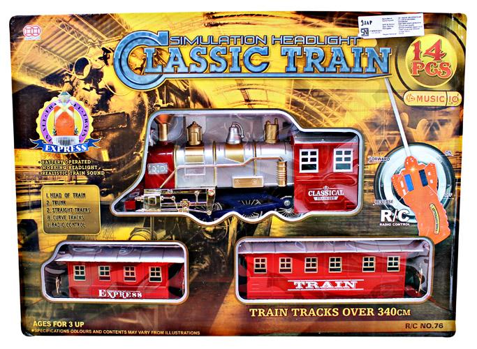 RC CLASSIC TRAIN