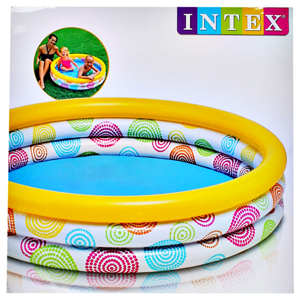 INTEX 3 RING POOL 59419