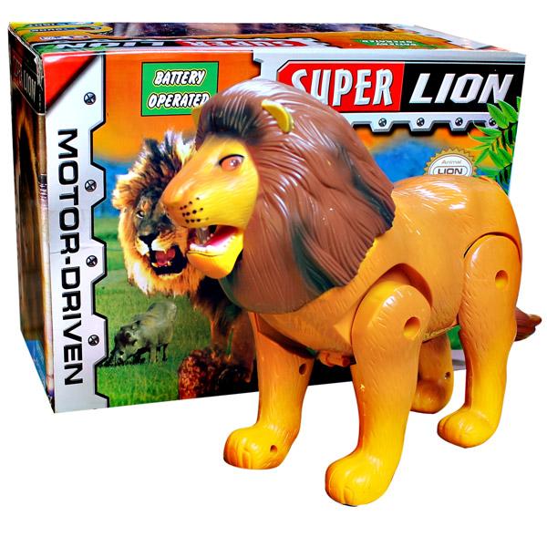 SUPER LION MOTOR  DRIVEN