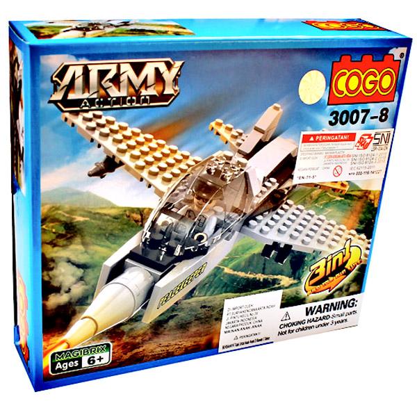 COGO ARMY ACTION 3007-8