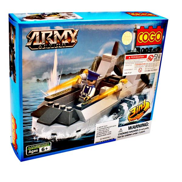 COGO ARMY ACTION 3007-7