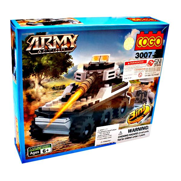 COGO ARMY ACTION 3007-5
