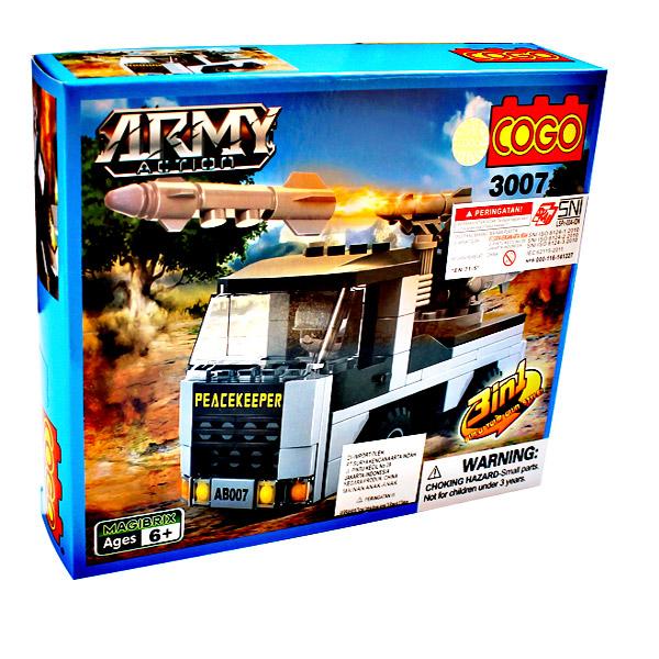 COGO ARMY ACTION 3007-1