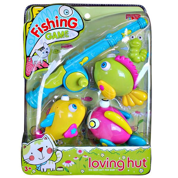 FISHING GAME MAGNETIC LOVING HUT