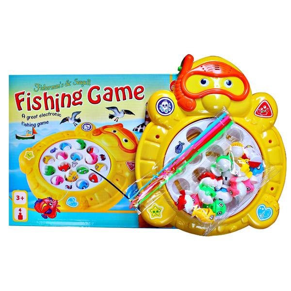 FISHERMAN FISHING GAME