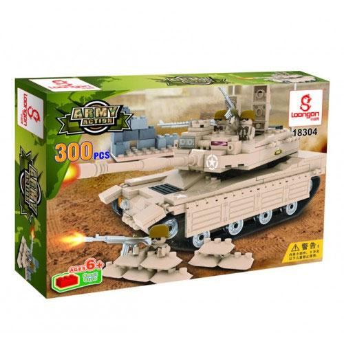 LOONGON ARMY 300PCS SERI 18304