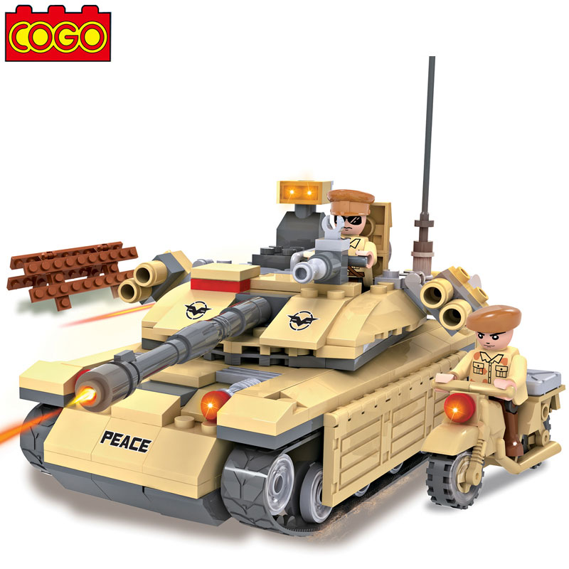COGO ARMY 278PCS SERI 3333