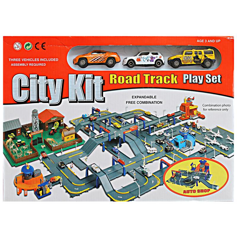 STREET MACHINE CITY KIT CARS