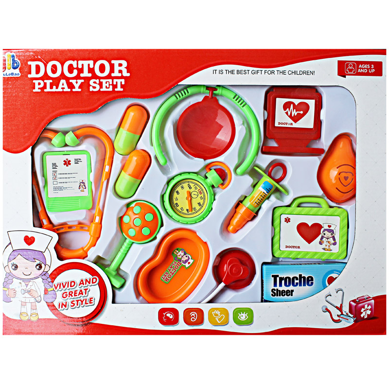 DOCTOR PLAYSET 1003-2
