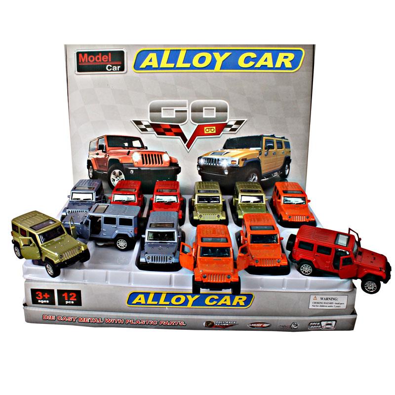 ALLOY CAR HUMMER DIE CAST