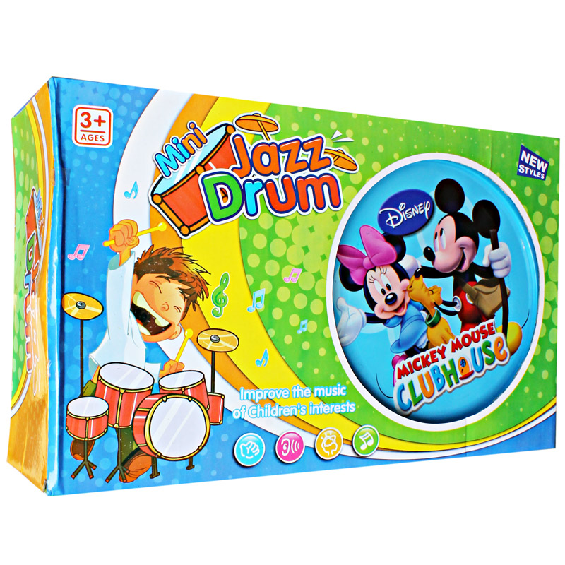 JAZZ DRUM MICKEY MOUSE