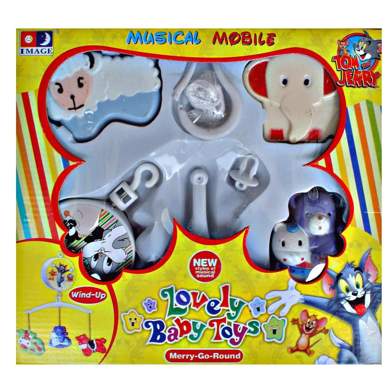 MUSICAL MOBILE LOVELY BABY TOYS