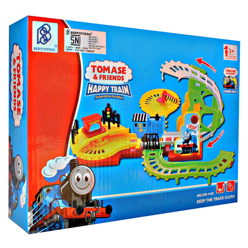 HAPPY TRAIN TOMASE AND FRIENDS
