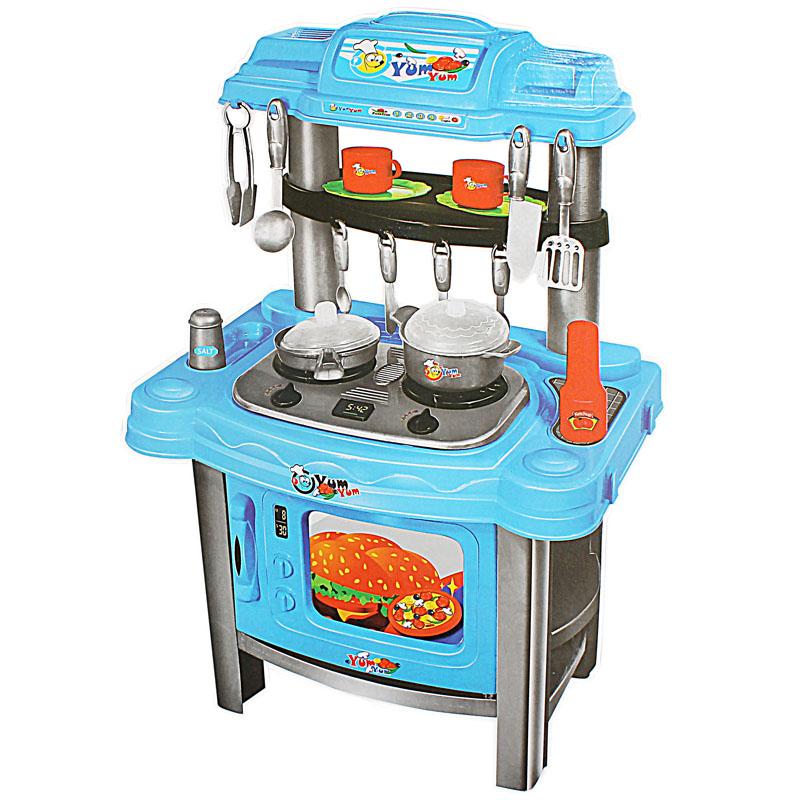 Mainan pretend play series for Kitchen set mainan