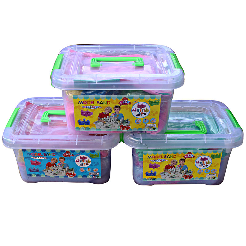 PLAYSAND CONTAINER 2000 GR