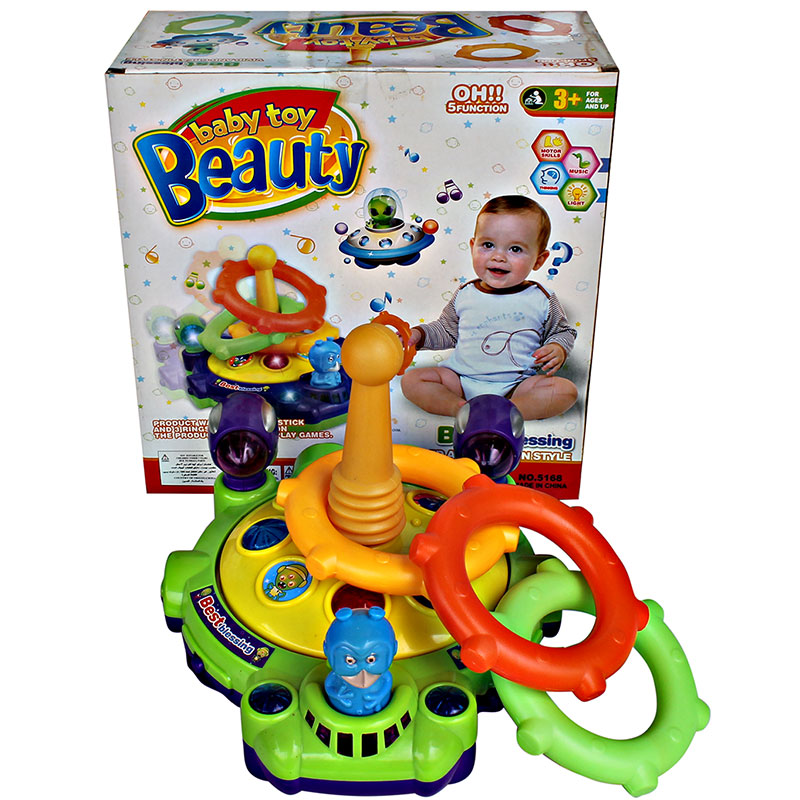 BABY TOY BEAUTY