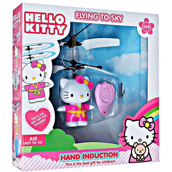 """RC HELLO KITTY FLYING TO SKY"""" ..."""
