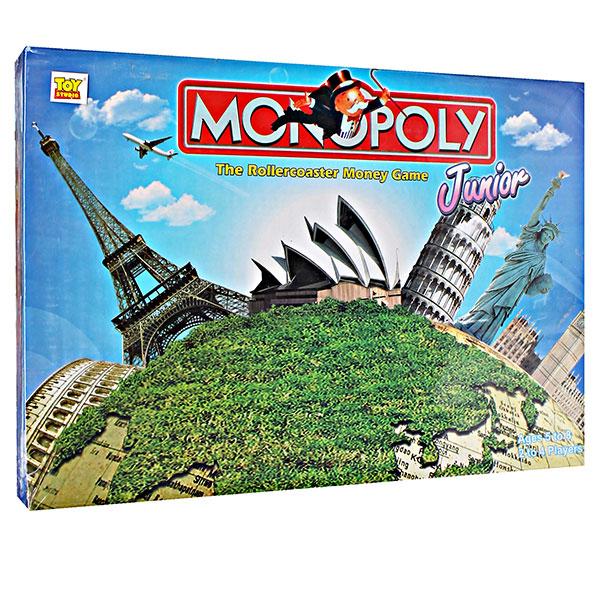 MONOPOLY JUNIOR INTERNATIONAL