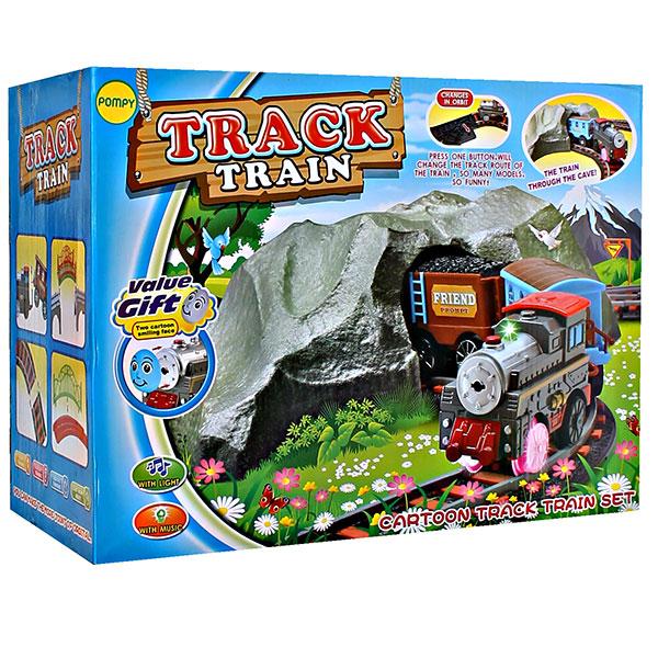 TRACK TRAIN 8670