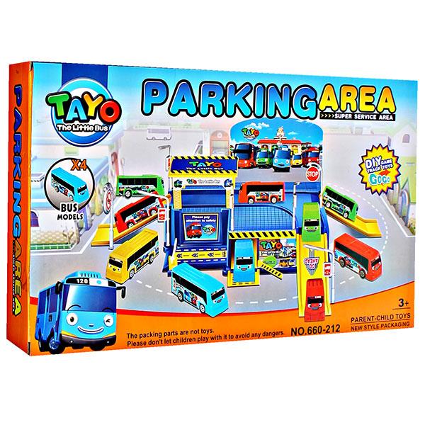 TAYO PARKING E