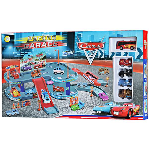 PARKING GARAGE CARS P1899
