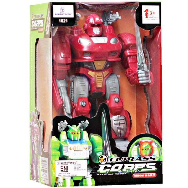 ROBOT CUROSS COPS