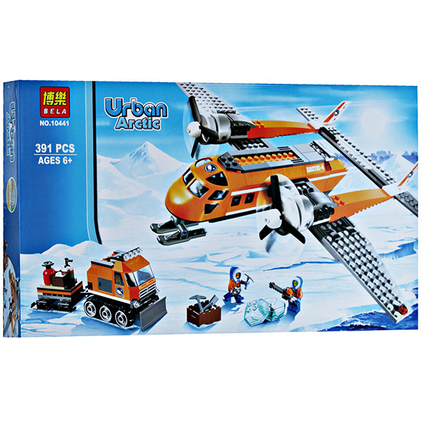 BELA URBAN ARCTIC 391 PCS SERI 10441