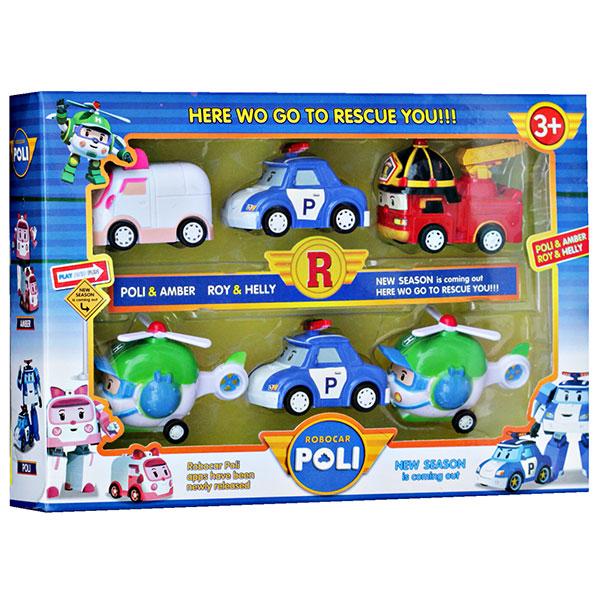 "ROBOCAR POLI ISI 6 DUS"" ..."