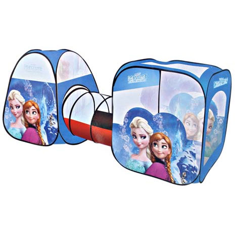 jual mainan anak frozen castle tent type b-sports and outdoor play