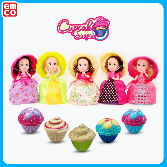EMCO CUPCAKE SURPRISE 1ST EDITION