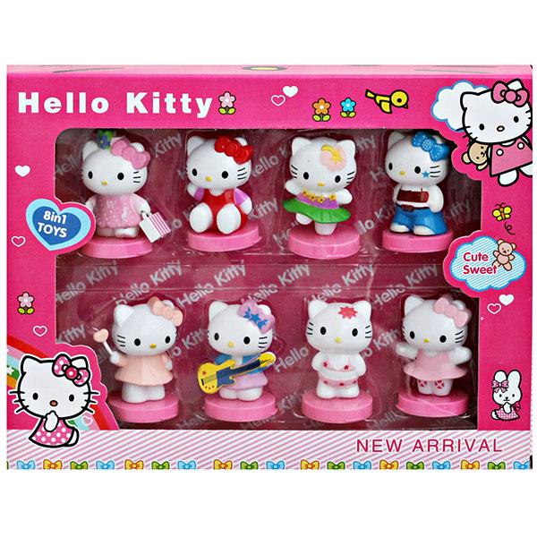 HELLO KITTY STAMP ISI 8
