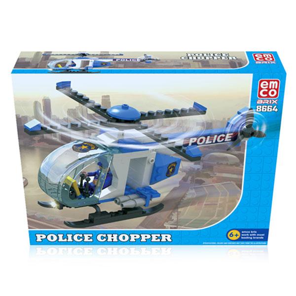 "EMCO BRIX POLICE CHOPPER SERI 8664"" ..."