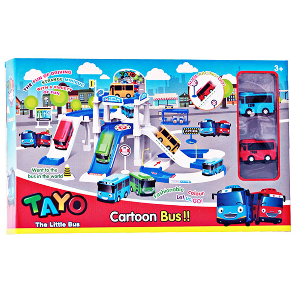 TAYO THE LITTLE BUS TRACK ZY-001
