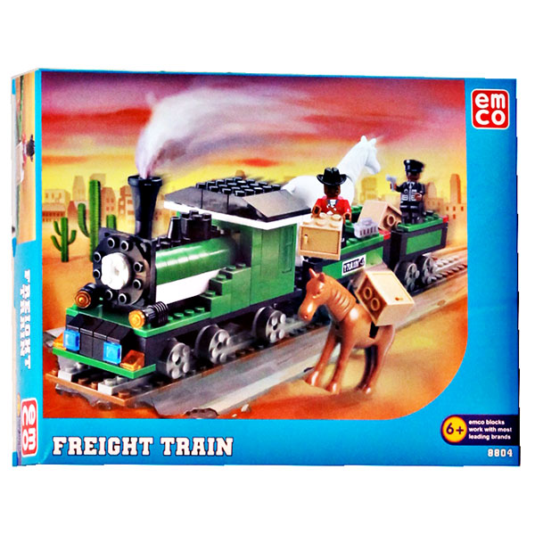 EMCO FREIGHT TRAIN SERI 8804