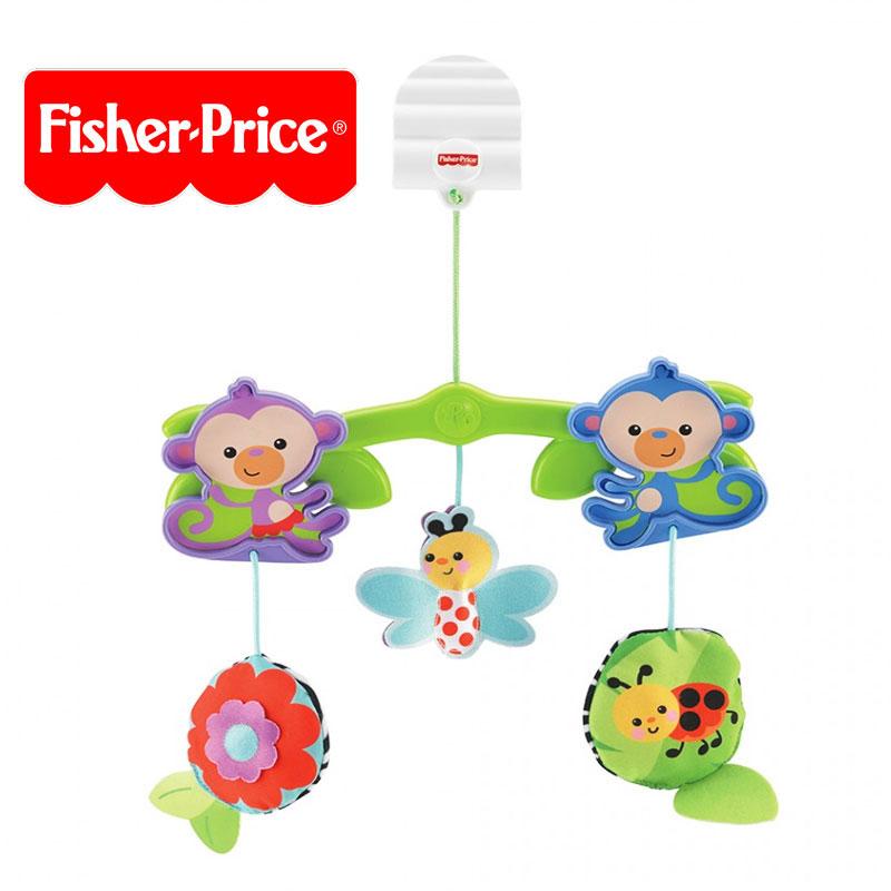 FISHER PRICE STROLLER ACTIVITY PALS