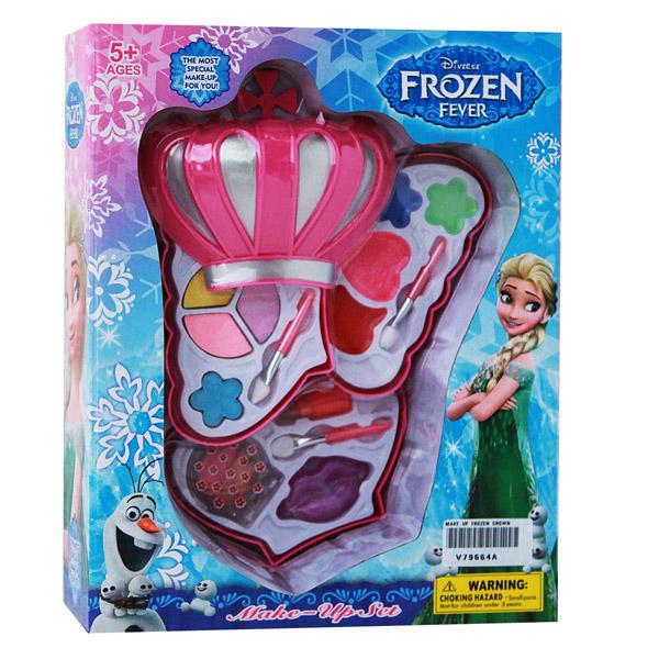 Mainan dandan, Make up doll, Mainan perempuan, Mainan anak usia 3 tahun, frozen