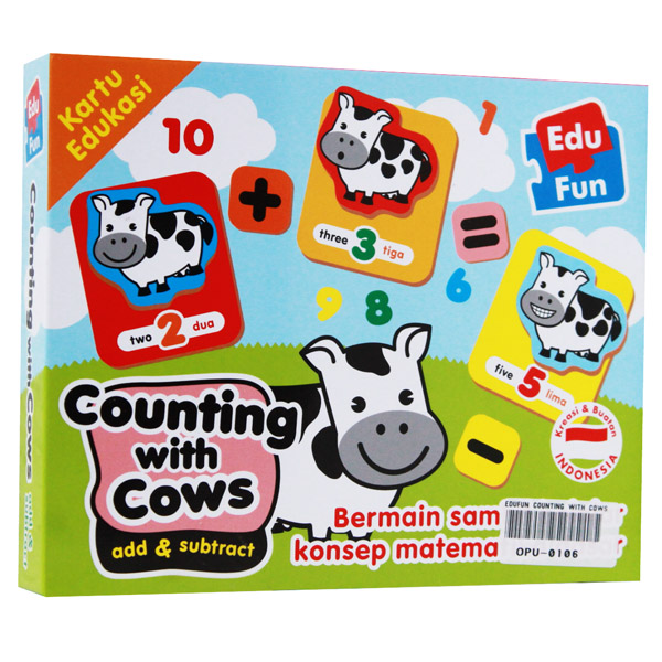 EDUFUN COUNTING WITH COWS