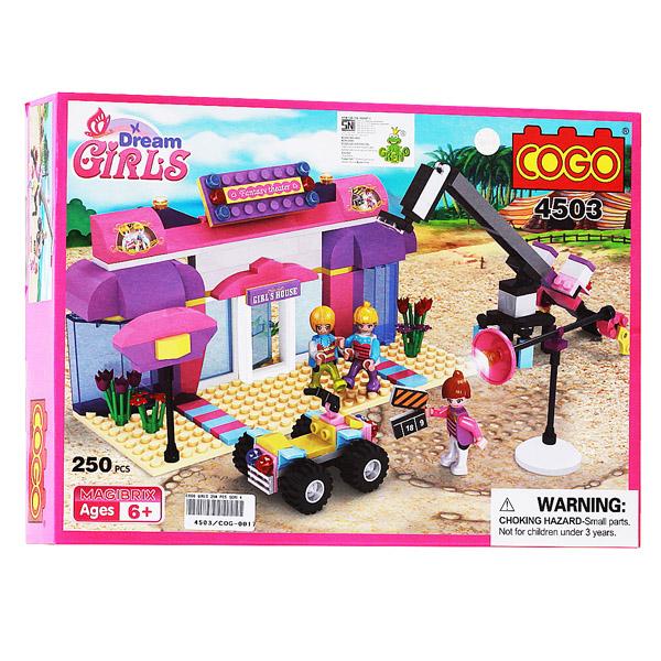 COGO GIRLS 250 PCS SERI 4503