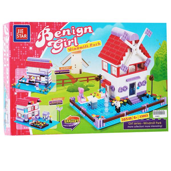 Block benign girls, Mainan anak, Mainan block, Mainan anak usia 6 tahun, Uilding block