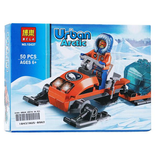 BLOCK URBAN ARCTIC 50 PCS SERI 10437