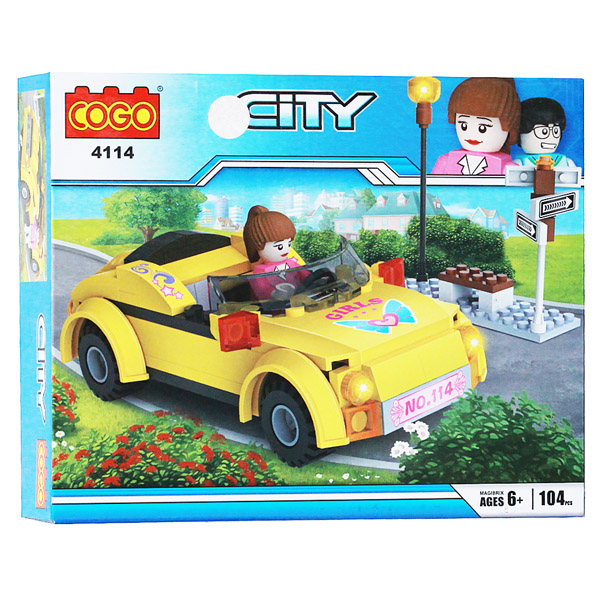 Lego cogo,Lego, Mainan merakit, Cogo city, Mainan anak