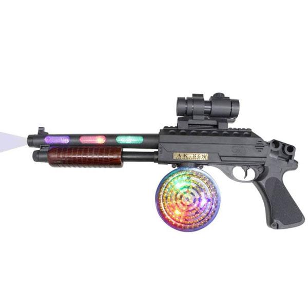 mainan anak ak-868 sound gun type 2, mainan anak tembak tembakan,mainan anak pistolan keren, mainan anak tembakan sound, mainan anak tembakan light and sound